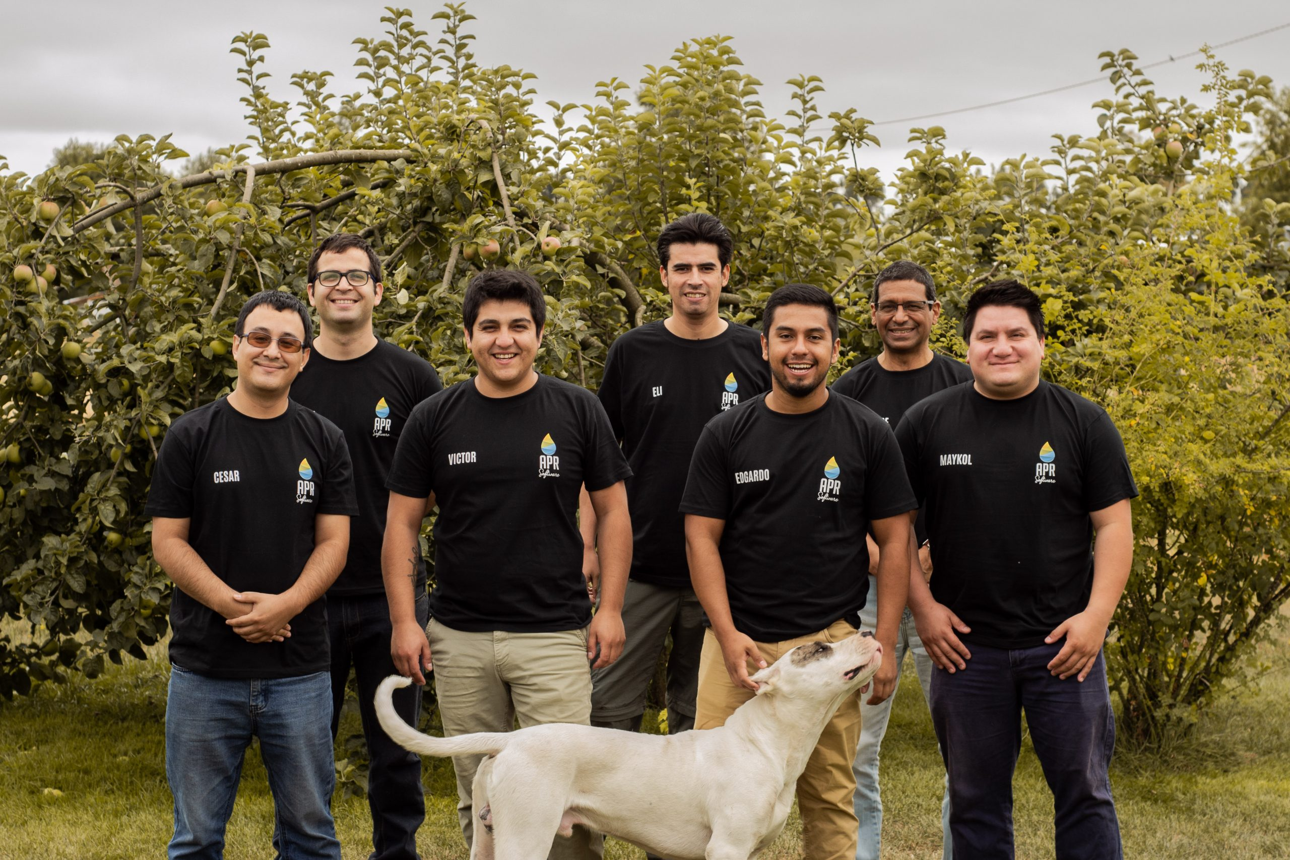 Equipo APRSoftware